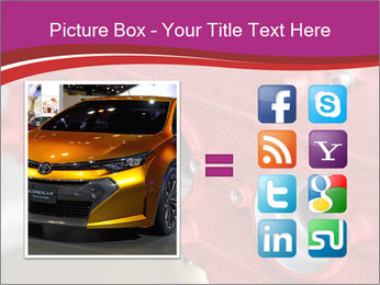 Red Automobile Part PowerPoint Template - Slide 21