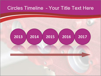 Red Automobile Part PowerPoint Template - Slide 29