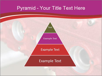 Red Automobile Part PowerPoint Template - Slide 30