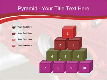 Red Automobile Part PowerPoint Template - Slide 31