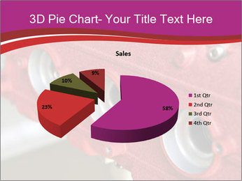 Red Automobile Part PowerPoint Template - Slide 35