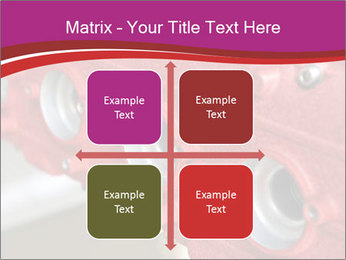 Red Automobile Part PowerPoint Template - Slide 37