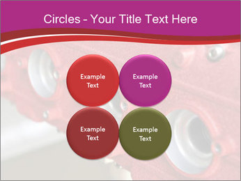 Red Automobile Part PowerPoint Template - Slide 38
