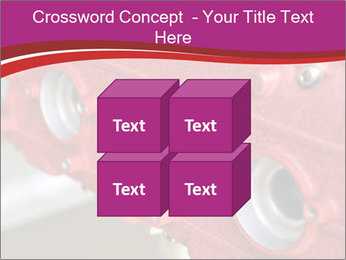 Red Automobile Part PowerPoint Template - Slide 39