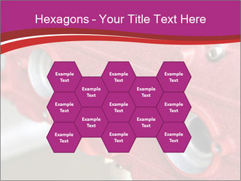 Red Automobile Part PowerPoint Template - Slide 44