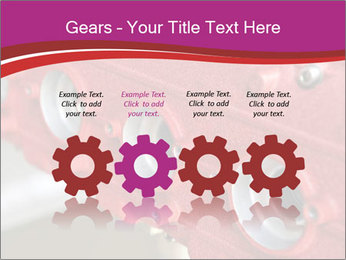 Red Automobile Part PowerPoint Template - Slide 48