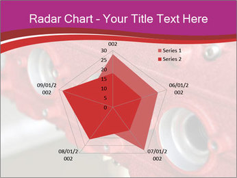 Red Automobile Part PowerPoint Template - Slide 51