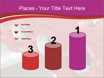 Red Automobile Part PowerPoint Template - Slide 65