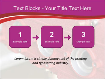 Red Automobile Part PowerPoint Template - Slide 71