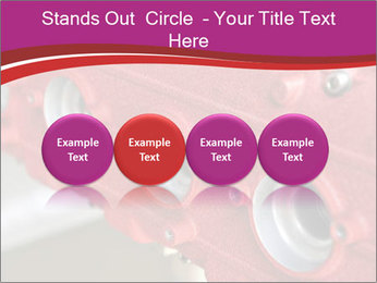 Red Automobile Part PowerPoint Template - Slide 76