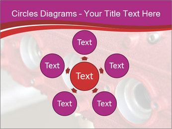 Red Automobile Part PowerPoint Template - Slide 78