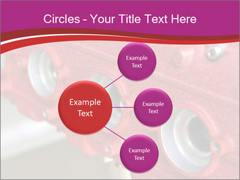 Red Automobile Part PowerPoint Template - Slide 79