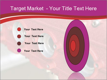 Red Automobile Part PowerPoint Template - Slide 84