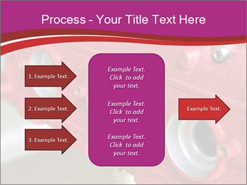 Red Automobile Part PowerPoint Template - Slide 85