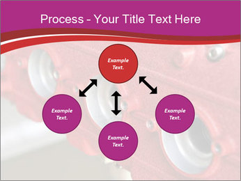 Red Automobile Part PowerPoint Template - Slide 91