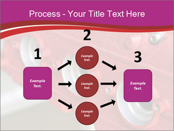 Red Automobile Part PowerPoint Template - Slide 92