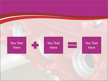 Red Automobile Part PowerPoint Template - Slide 95