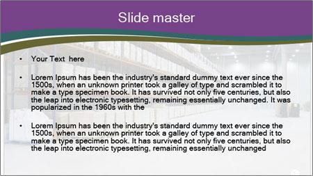 Storage At Supermarket PowerPoint Template - Slide 2