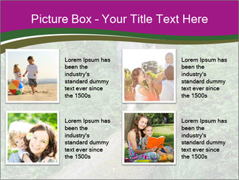 Small Boy Hiking PowerPoint Template - Slide 14