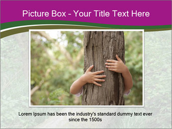 Small Boy Hiking PowerPoint Template - Slide 15