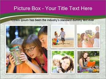 Small Boy Hiking PowerPoint Template - Slide 19