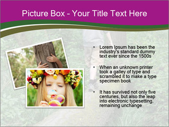 Small Boy Hiking PowerPoint Template - Slide 20