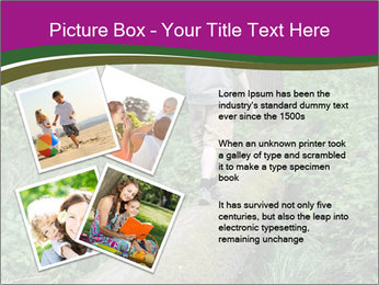 Small Boy Hiking PowerPoint Template - Slide 23