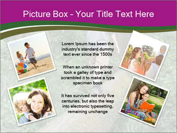 Small Boy Hiking PowerPoint Template - Slide 24