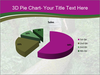 Small Boy Hiking PowerPoint Template - Slide 35