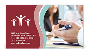 0000089617 Business Card Template