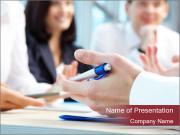 Business Internship PowerPoint Template