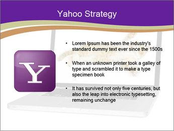 Cat Laptop Wallpaper PowerPoint Template - Slide 11
