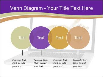 Cat Laptop Wallpaper PowerPoint Template - Slide 32