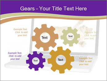 Cat Laptop Wallpaper PowerPoint Template - Slide 47