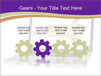 Cat Laptop Wallpaper PowerPoint Template - Slide 48