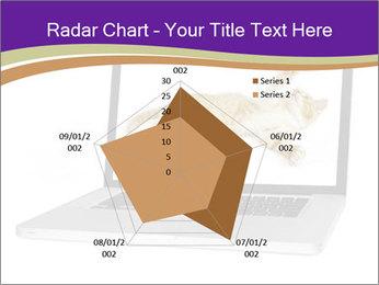 Cat Laptop Wallpaper PowerPoint Template - Slide 51