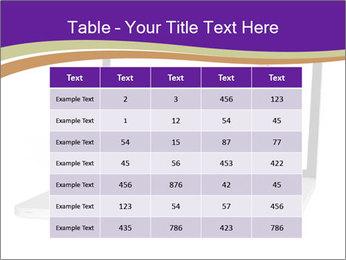 Cat Laptop Wallpaper PowerPoint Template - Slide 55