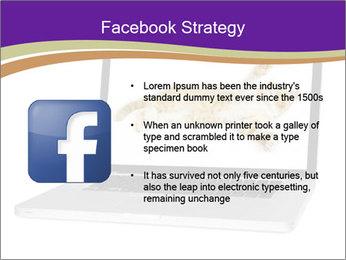 Cat Laptop Wallpaper PowerPoint Template - Slide 6