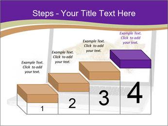 Cat Laptop Wallpaper PowerPoint Template - Slide 64