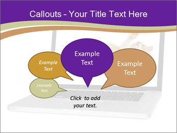 Cat Laptop Wallpaper PowerPoint Template - Slide 73