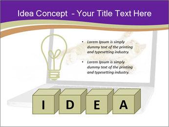 Cat Laptop Wallpaper PowerPoint Template - Slide 80