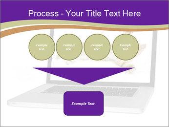 Cat Laptop Wallpaper PowerPoint Template - Slide 93