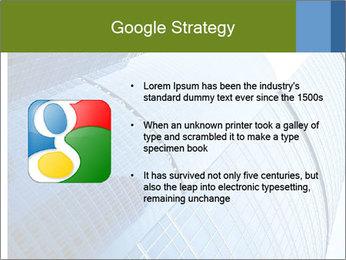 Glass Business Center PowerPoint Template - Slide 10