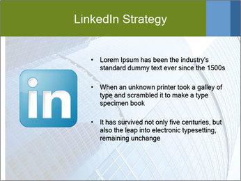 Glass Business Center PowerPoint Template - Slide 12