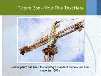 Glass Business Center PowerPoint Template - Slide 15