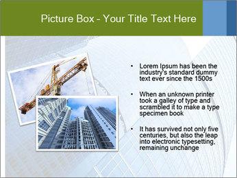 Glass Business Center PowerPoint Template - Slide 20