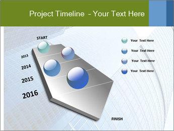 Glass Business Center PowerPoint Template - Slide 26