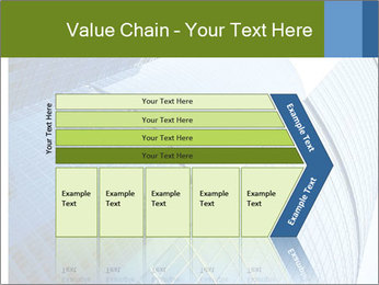 Glass Business Center PowerPoint Template - Slide 27