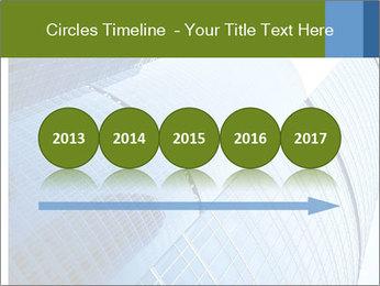 Glass Business Center PowerPoint Template - Slide 29