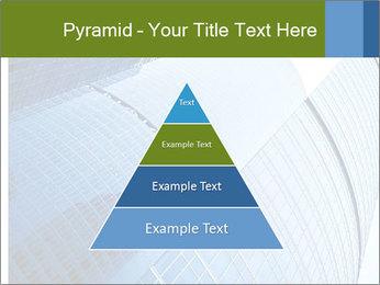 Glass Business Center PowerPoint Template - Slide 30